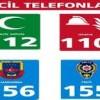 SAKARYA ACİL TELEFONLAR ADAPAZARI ACİL TELEFONLAR