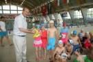 Adapazarı Belediyesinin Yüzme Kursuna Start Verildi