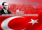 29 Ekim Cumhuriyet Bayramı'mız Kutlu Olsun. www.sakaryaportali.com