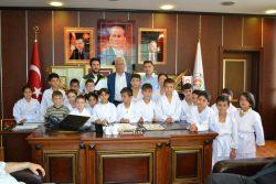 Karasu'da Karate' ye Yoğun İlgi